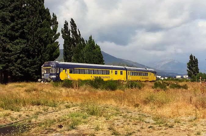 TER 597 en Argentina.