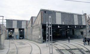 Cocheras Históricas de Cuatro Caminos. Metro de Madrid.