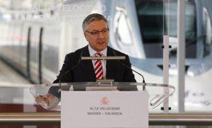 Imagen de archivo de José Blanco López (ministro de Fomento 2009-2011).