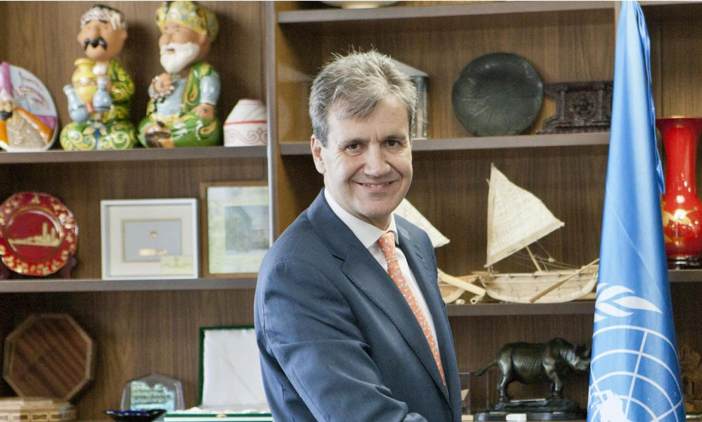 Juan Alfaro Grande, desde diciembre de 2016 presidente de Renfe Operadora.
