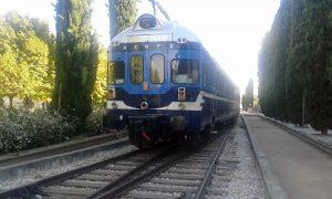TER Rc-9710+M-9710 en Madrid-Delicias.