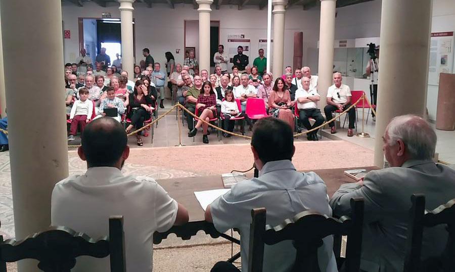 Presentación del libro 'El ferrocarril de Aranjuez a Almansa'.