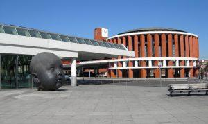 Las madrileñas estaciones de Puerta de Atocha y Atocha-Cercanías.