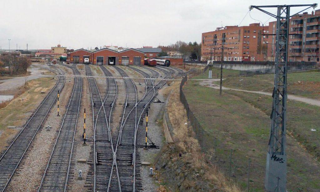 Taller de mantenimiento de tracción diésel en Salamanca.