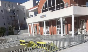 Estación término de Dénia (FGV).