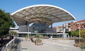 Estación de Asamblea de Madrid-Entrevías.