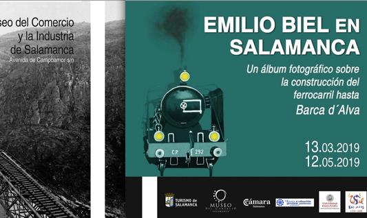 Cartel anunciador de la exposición.