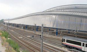Estación de Lleida-Pirineus.